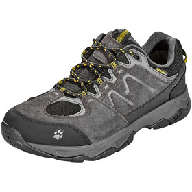Jack Wolfskin MTN Attack 6 Texapore Low Shoes Men burly yellow